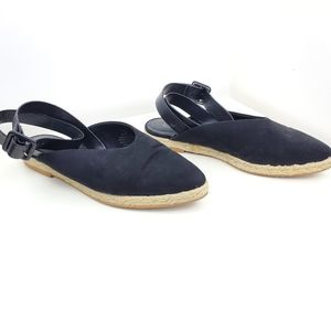 H&M shoes black size 8